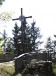 Gedenkstein für den Erbauer der Kohlenseilbahn