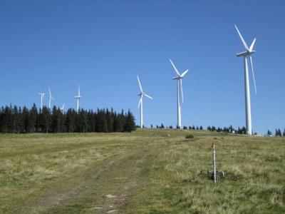 Windpark Pretul