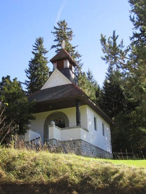 Kapelle in der Vois