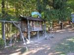 Bei der Lindensteinhütte