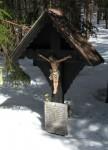 Bettelmannkreuz (Bild von März 2009)