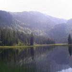 Blick zurück beim Obersee