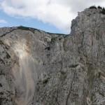 Abstieg -Blick Habsburghaus