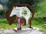 Naturparkeingang Trefflingtal