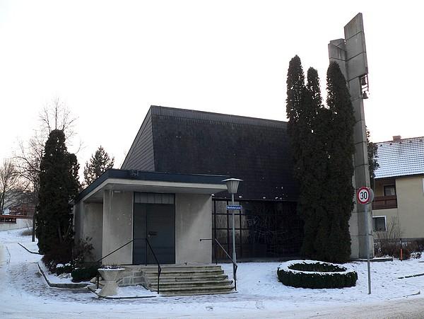 Florianikirche in Lanzendorf